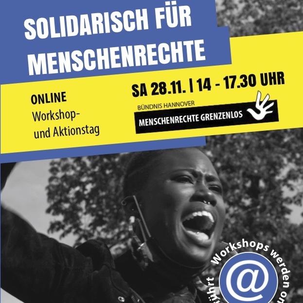 Solidarisch für Menschenrechte
