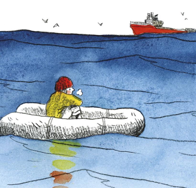 Schiffbrüchige Jugend
